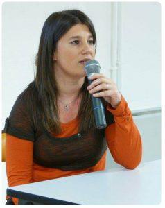 Marie Bufferne conférence sur le Handicap